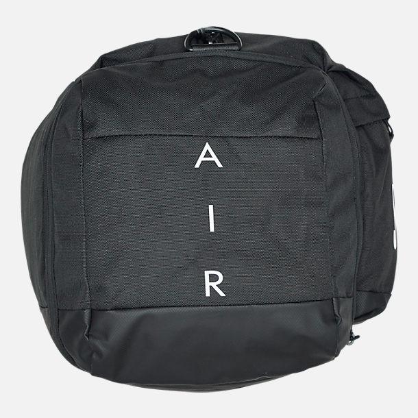 Alternate view of Air Jordan Duffel Bag in Black White 1868d94d7cca3