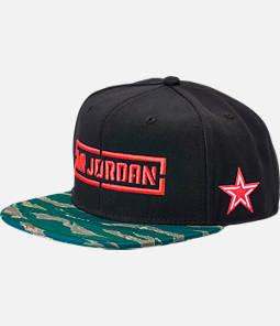Kids' Jordan C.O.F. Snapback Hat