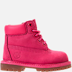 Girls' Toddler Timberland 6 Inch Classic Boots