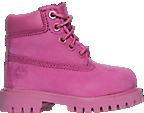 Girls' Toddler Timberland 6 Inch Classic Premium Boots