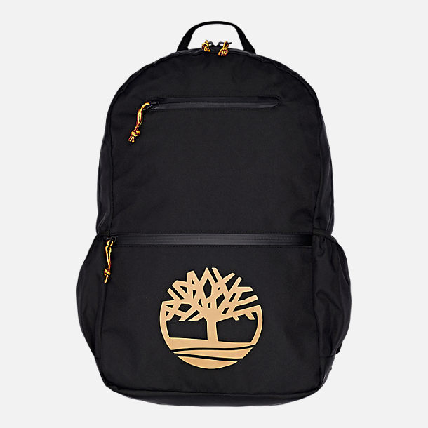 Front view of Timberland Basic Logo Backpack