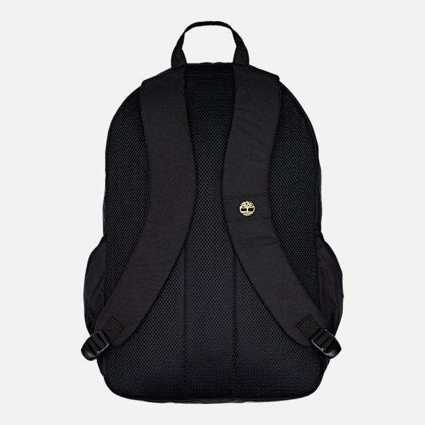 Back view of Timberland Basic Logo Backpack