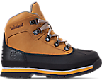 Boys' Preschool Euro Hiker Shell Toe Boots