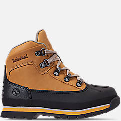 Boys' Little Kids' Timberland Euro Hiker Shell Toe Boots
