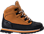 Boys' Grade School Euro Hiker Shell Toe Boots