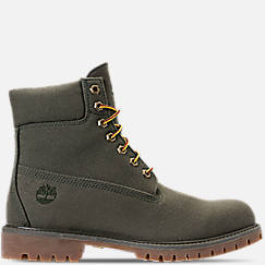 Men's Timberland 6 Inch Premium Canvas Boots