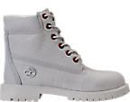 Kids' Grade School Timberland White Serpent 6 Inch Classic Boots