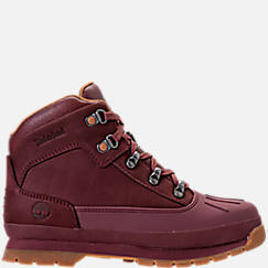 Girls' Grade School Timberland Euro Hiker Shell Toe Boots