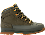 Girls' Grade School Euro Hiker Shell Toe Boots