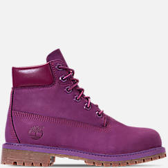 Girls' Big Kids' Timberland 6 Inch Premium Boots