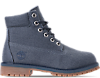 Heathered Midnight Navy Canvas