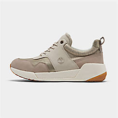 Women's Timberland Kiri Up Leather Casual Shoes