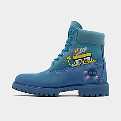 Timberland 6 inch Premium Waterproof Junior Big Kids Boots