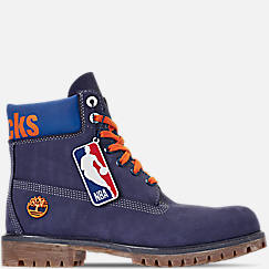Men's Timberland New York Knicks NBA 6 Inch Classic Premium Boots