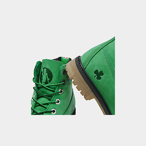TIMBERLAND PREMIUM 6 INCH BOOT NBA CELTIC BOSTON