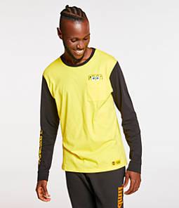Men's Timberland x SpongeBob SquarePants Long-Sleeve T-Shirt