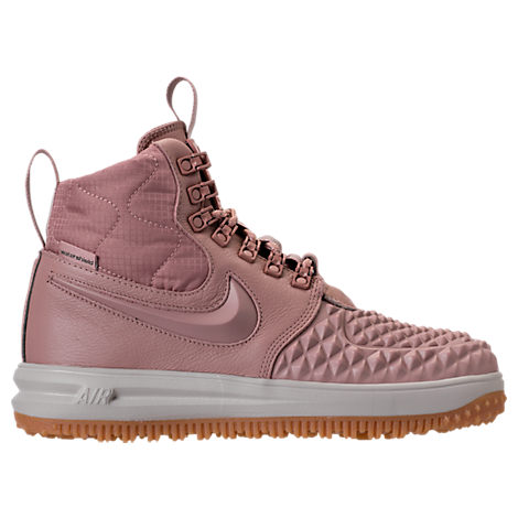 WOMEN'S LUNAR FORCE 1 DUCK BOOTS, PINK