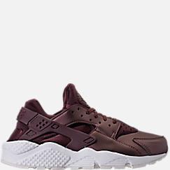 Women's Nike Air Huarache Run Premium TXT Casual Shoes