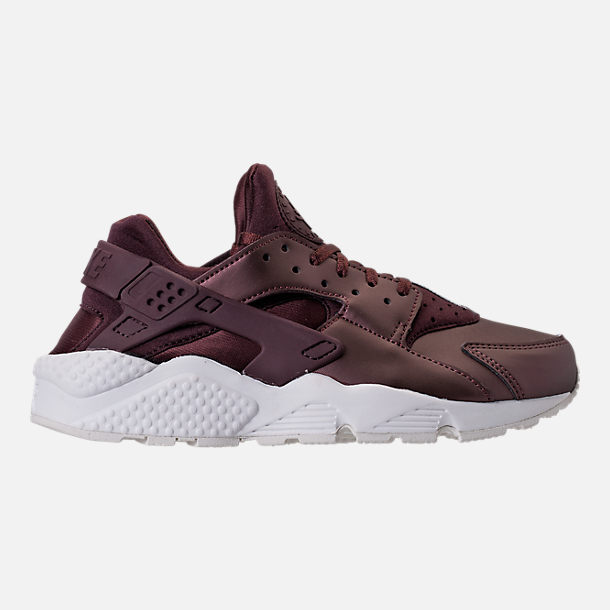 Women's Nike Air Huarache Run Premium TXT Casual Shoes Finish Line