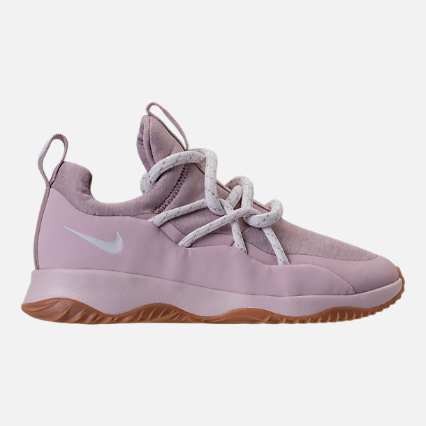 f0980fefc7d725 ... right view of womens nike city loop casual shoes in particle rose summit  white