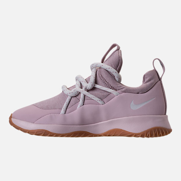 Left view of Women's Nike City Loop Casual Shoes in Particle Rose/Summit White/Barely Rose