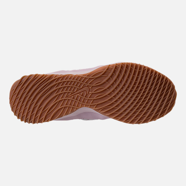 ... later 477d4 0a5a1 Bottom view of Women s Nike City Loop Casual Shoes in Particle  Rose ... c871203a4