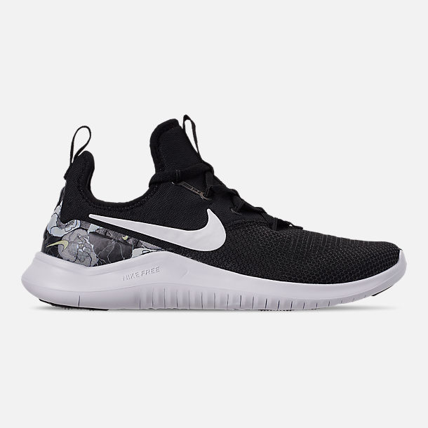 82cac2f14c69 Right view of Women s Nike Free TR 8 AMP Training Shoes in Black White