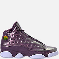 Girls' Grade School Air Jordan Retro 13 Premium Heiress Collection (3.5y -9.5y) Basketball Shoes