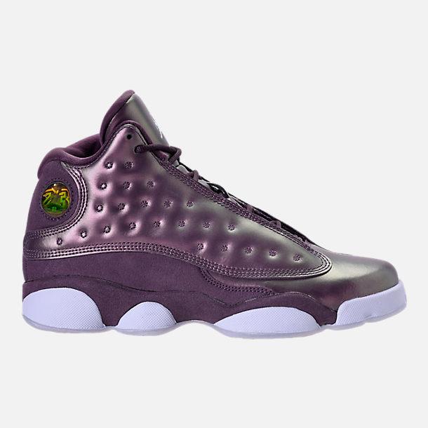 air jordan basketball shoes purple