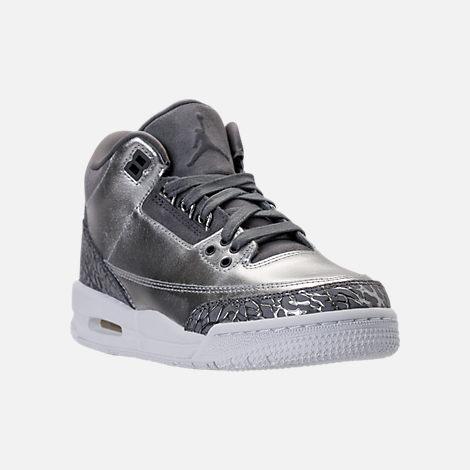Air Année Scolaire Filles Jordan Retro 3 Chaussures De Basket-ball fiable en ligne jeu rabais vue prise jeu eastbay bon service f4jgMoz