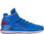 Photo Blue/Team Orange/Metallic Silver