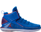 Boys' Grade School Air Jordan XXXII Basketball Shoes