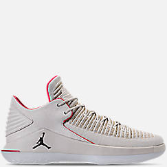 Men's Air Jordan XXXII Low Basketball Shoes