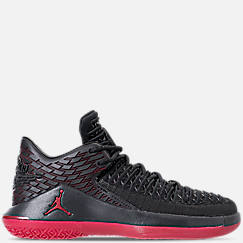 Boys' Grade School Air Jordan XXXII Low Basketball Shoes