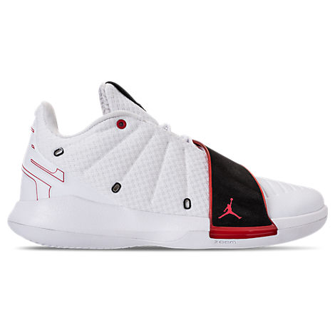 Nike MenS Air Jordan Cp3. Xi Basketball Shoes, White