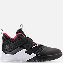 Boys' Preschool Nike LeBron Soldier 12 Basketball Shoes
