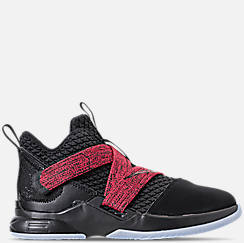 Boys' Little Kids' Nike LeBron Soldier 12 Basketball Shoes