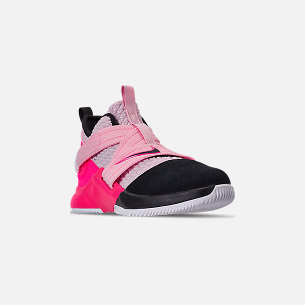online store e2740 d1f6e Boys' Little Kids' Nike LeBron Soldier 12 Basketball Shoes