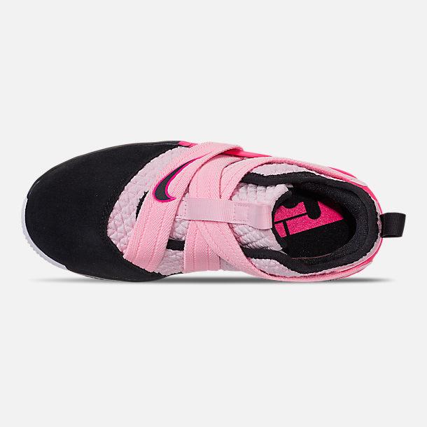 online store 5b194 4780b Boys' Little Kids' Nike LeBron Soldier 12 Basketball Shoes
