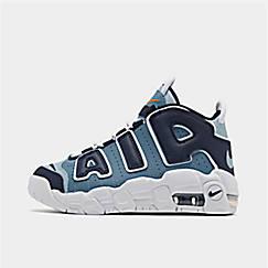 Boys' Little Kids' Nike Air More Uptempo '96 Basketball Shoes