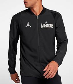Men's Air Jordan NBA All-Star Weekend Warm-Up Jacket Product Image