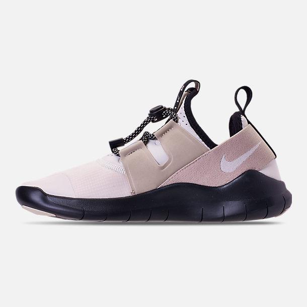 9f042c187e46 Left view of Women s Nike Free RN Commuter 2018 Running Shoes in  Phantom String