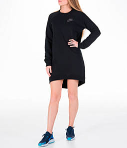 Women's Nike Sportswear Rally Crew Dress Product Image