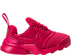Girls' Toddler Nike Presto Fly Casual Shoes