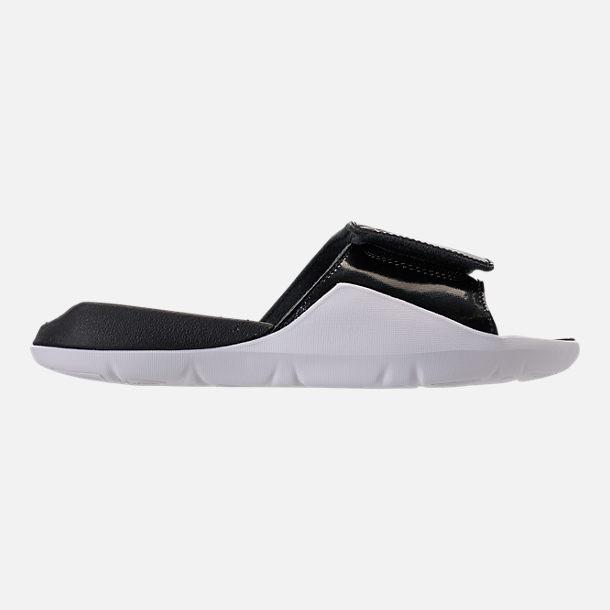 1487b050bb215 Right view of Boys  Big Kids  Air Jordan Hydro 7 Retro Slide Sandals in