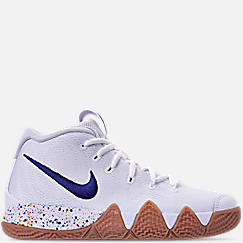 c8fb196699f3fa Boys  Big Kids  Nike Kyrie 4 Basketball Shoes