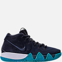 Boys' Grade School Nike Kyrie 4 Basketball Shoes