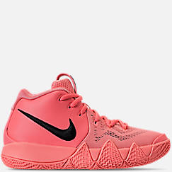 Boys' Big Kids' Nike Kyrie 4 Basketball Shoes