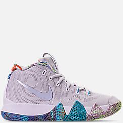 Boys' Big Kids' Nike Kyrie 4 Basketball Shoes