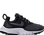 Boys' Grade School Nike Presto Fly SE Casual Shoes